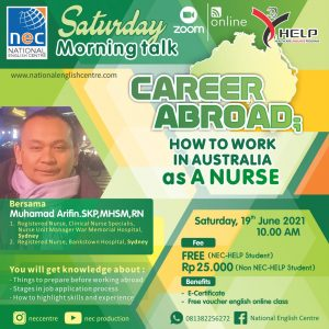 """Career Abroad ; How to Work in Australia as A Nurse"""""""